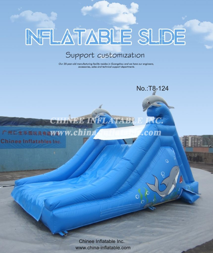 T8-124 - Chinee Inflatable Inc.