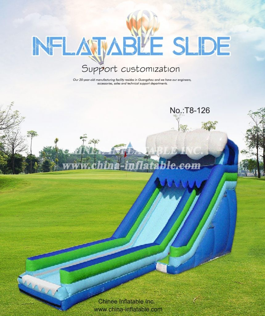T8-126 - Chinee Inflatable Inc.