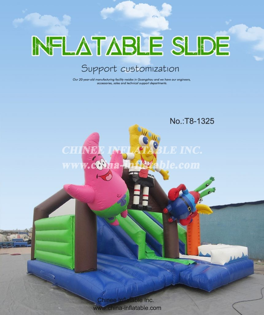 T8-1325 - Chinee Inflatable Inc.