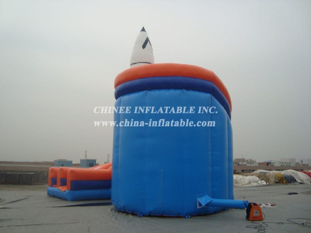 T8-133 Inflatable Slides