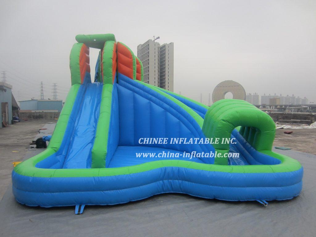 T8-1353 Inflatable Water Slides
