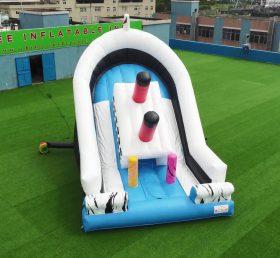 T8-1357 Titanic Ship Inflatable Dry Slide