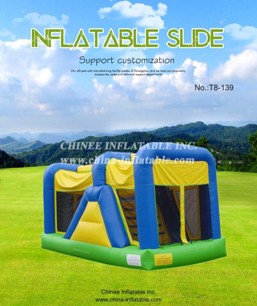T8-139 - Chinee Inflatable Inc.