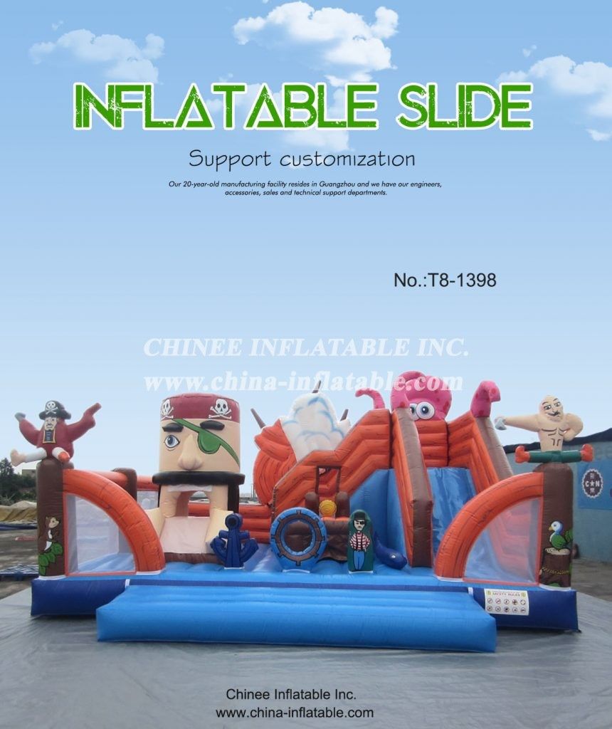 T8-1398 - Chinee Inflatable Inc.