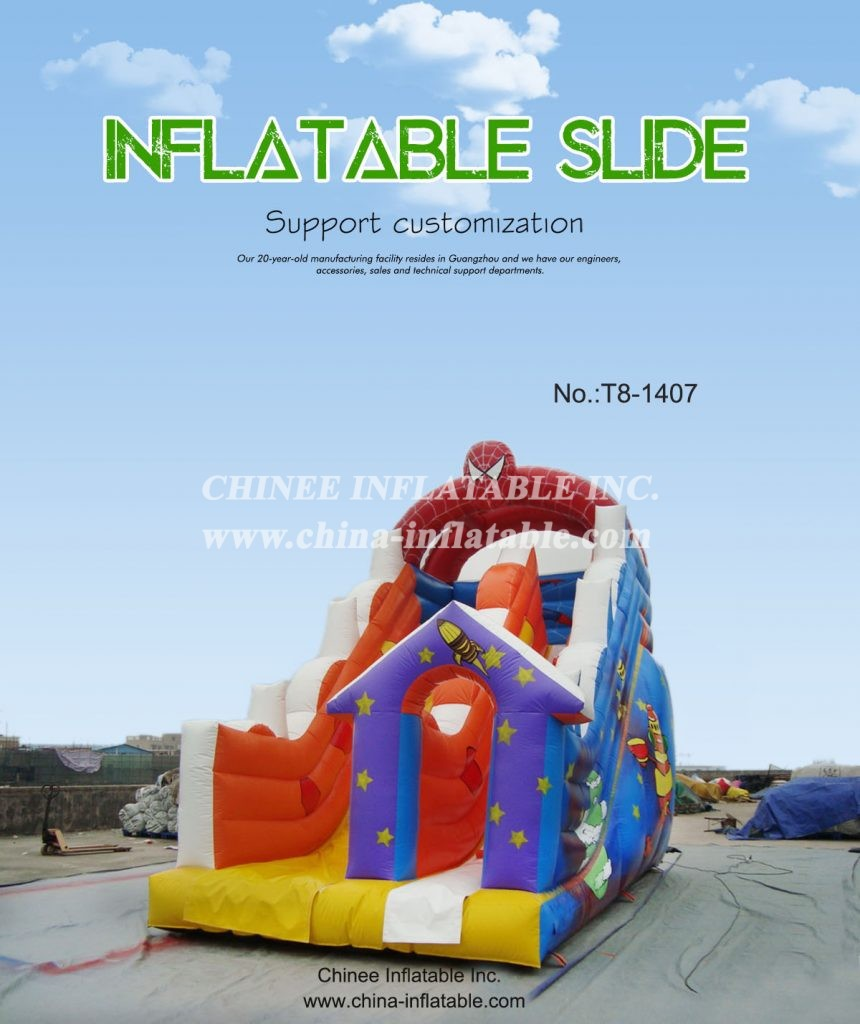 T8-1407 - Chinee Inflatable Inc.