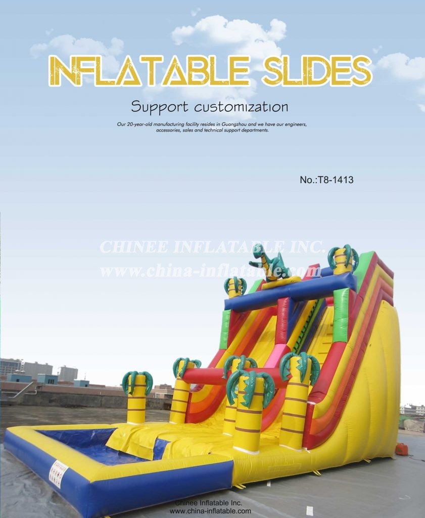 T8-1413 - Chinee Inflatable Inc.
