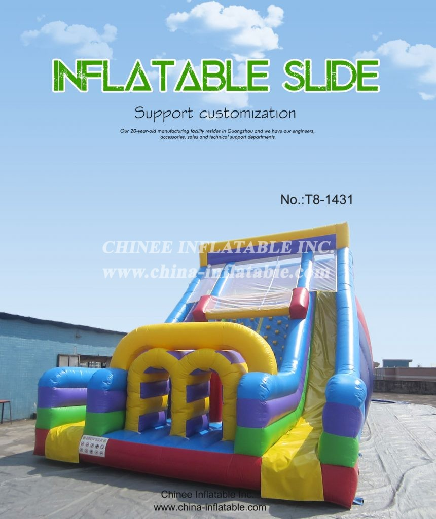 T8-1431 - Chinee Inflatable Inc.