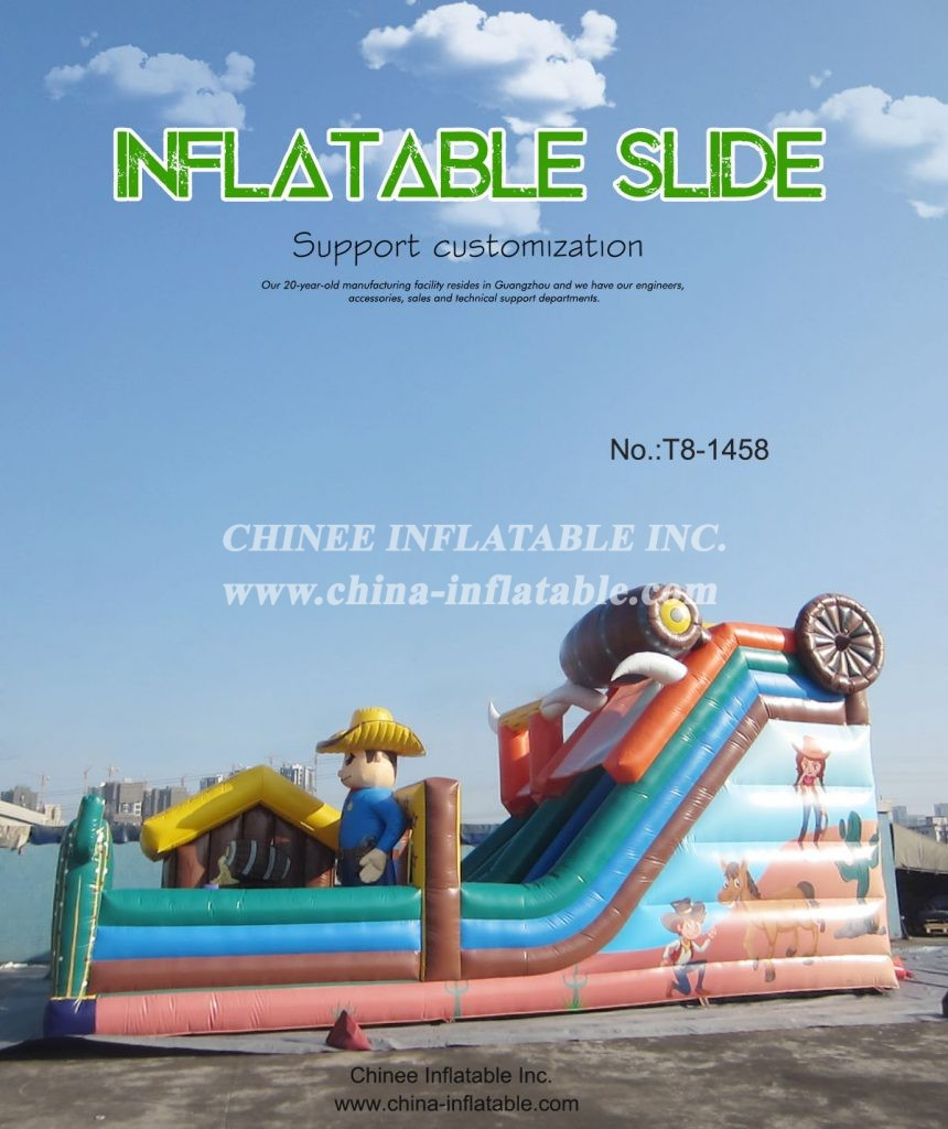 T8-1458 - Chinee Inflatable Inc.