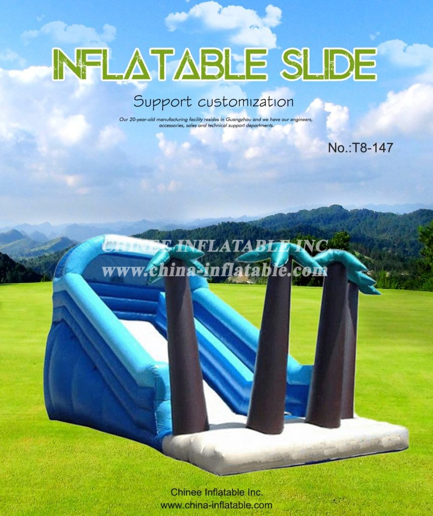 T8-147 - Chinee Inflatable Inc.