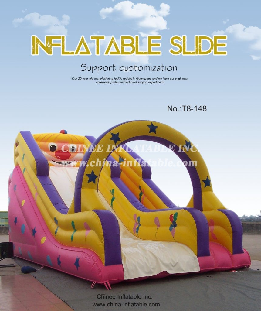 T8-148 - Chinee Inflatable Inc.