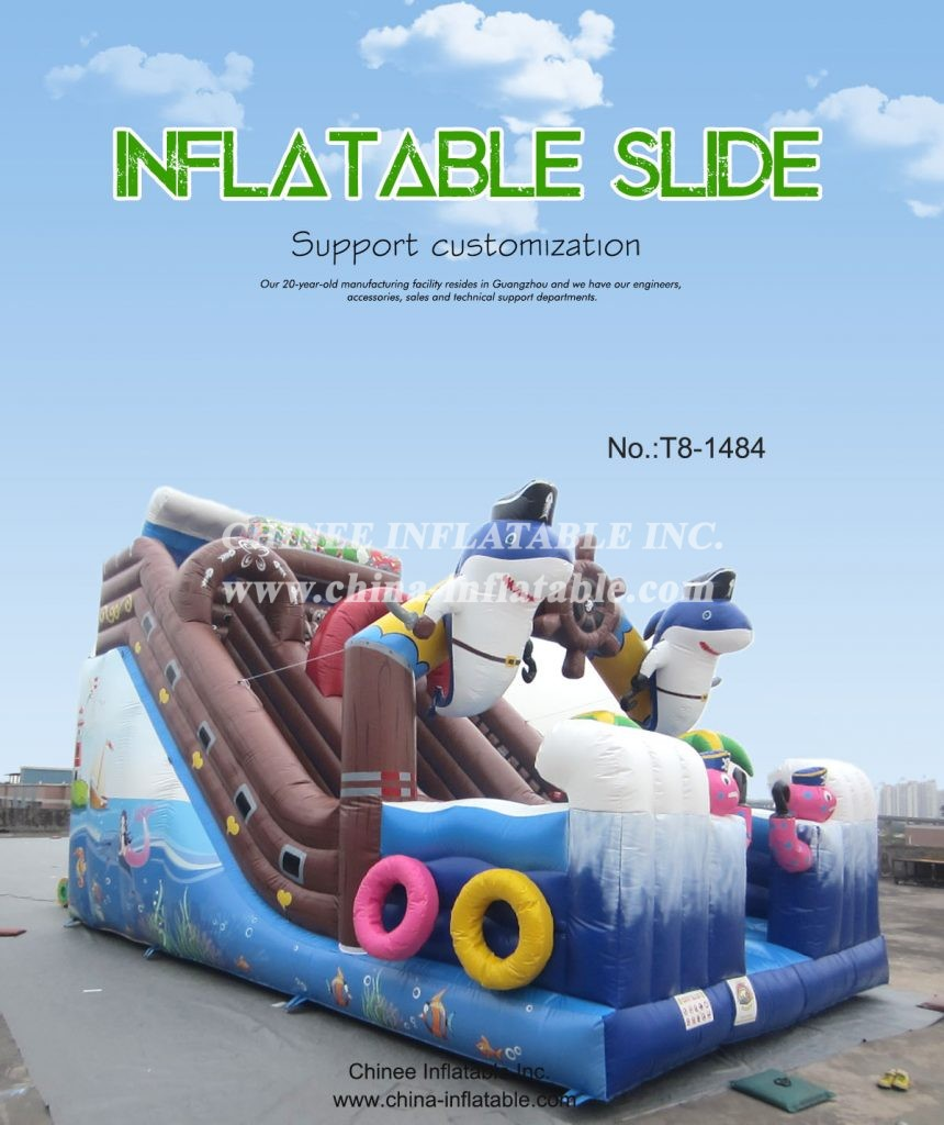 T8-1484 - Chinee Inflatable Inc.