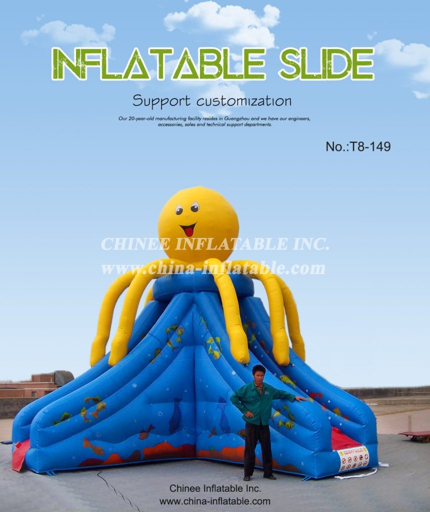 T8-149 - Chinee Inflatable Inc.