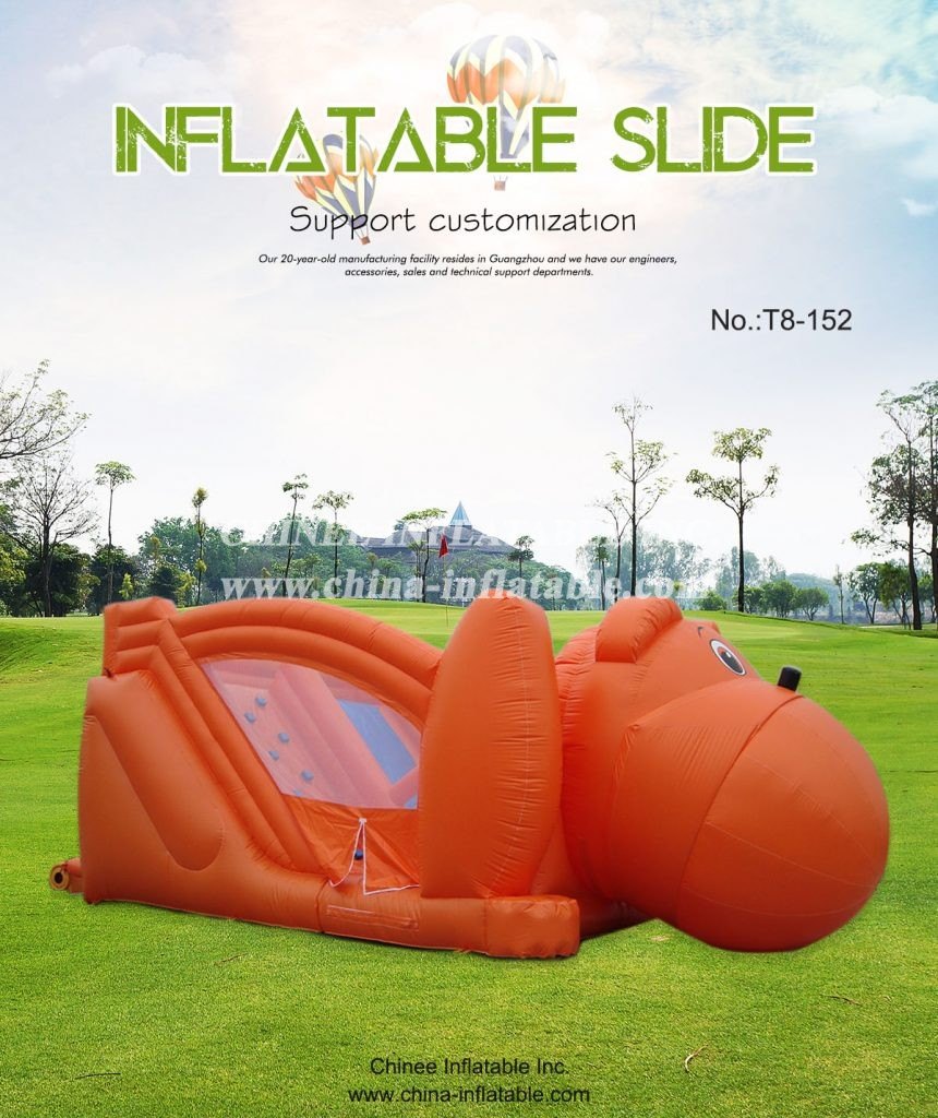 T8-152 - Chinee Inflatable Inc.
