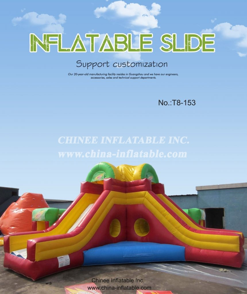 T8-153 - Chinee Inflatable Inc.