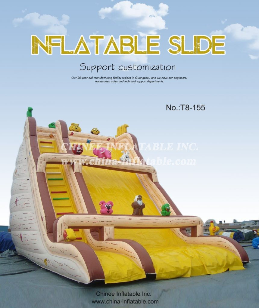 T8-155 - Chinee Inflatable Inc.