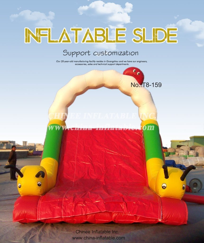 T8-159 - Chinee Inflatable Inc.