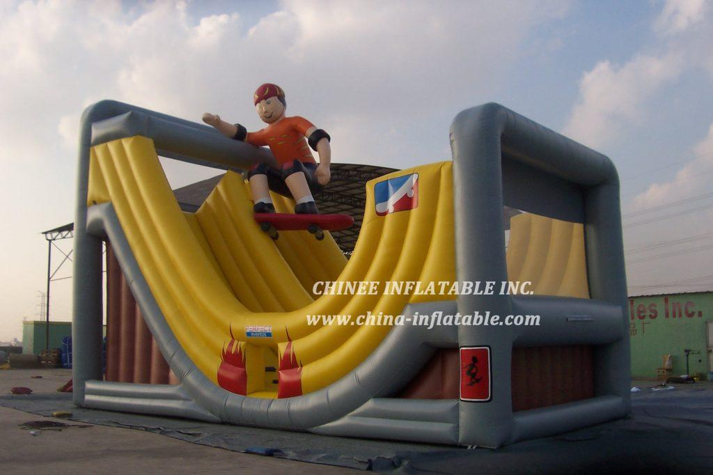 T8-160 Inflatable Slide