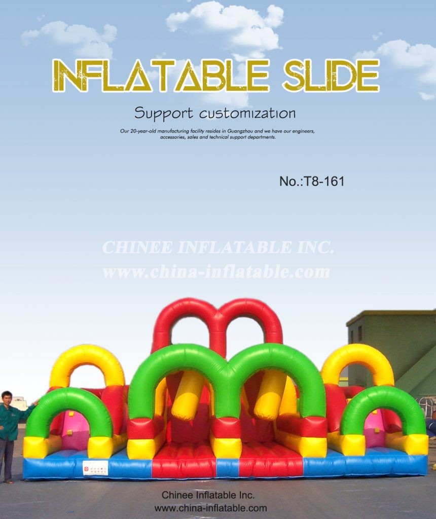 T8-161 - Chinee Inflatable Inc.