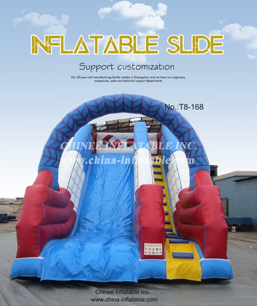 T8-168 - Chinee Inflatable Inc.