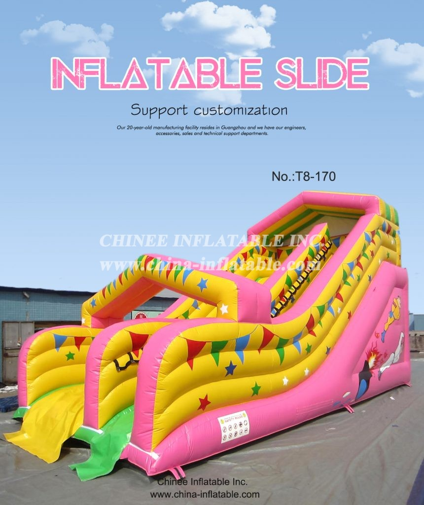 T8-170 - Chinee Inflatable Inc.