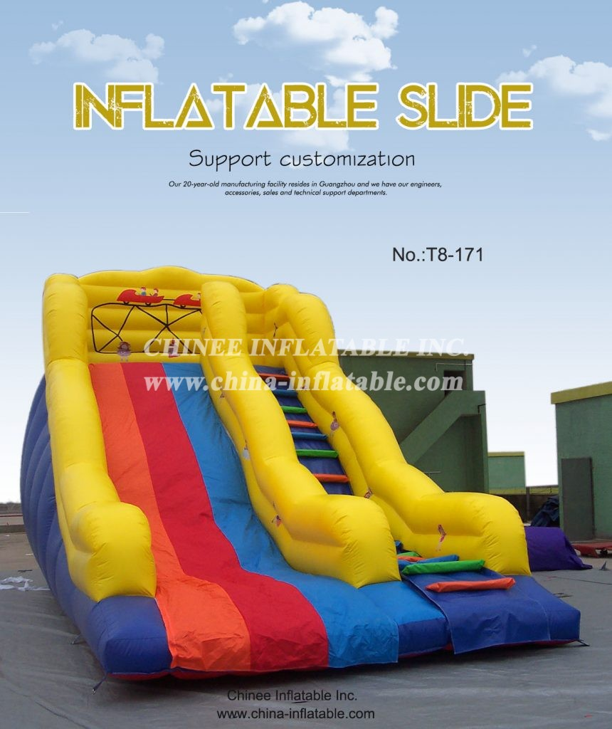 T8-171 - Chinee Inflatable Inc.