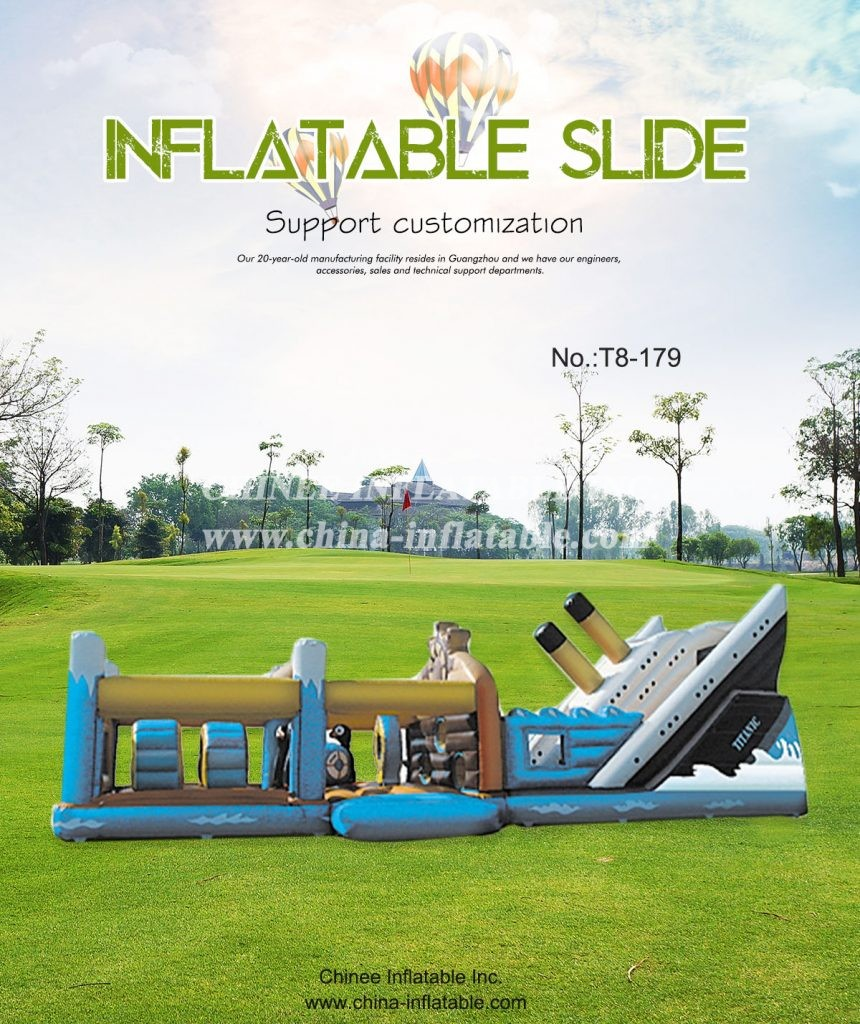 T8-179 - Chinee Inflatable Inc.