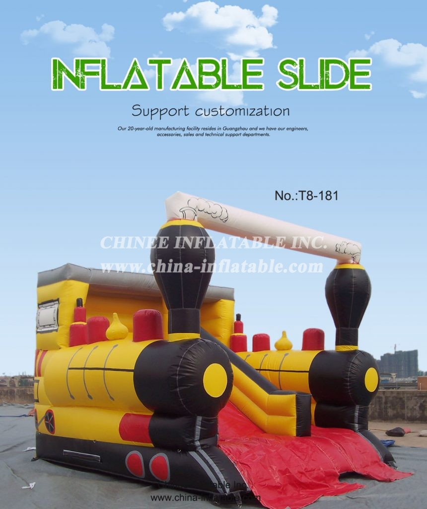 T8-181 - Chinee Inflatable Inc.