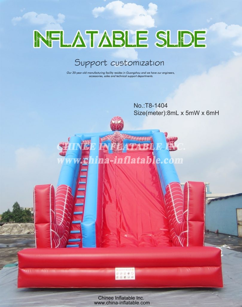 T8-21404 - Chinee Inflatable Inc.