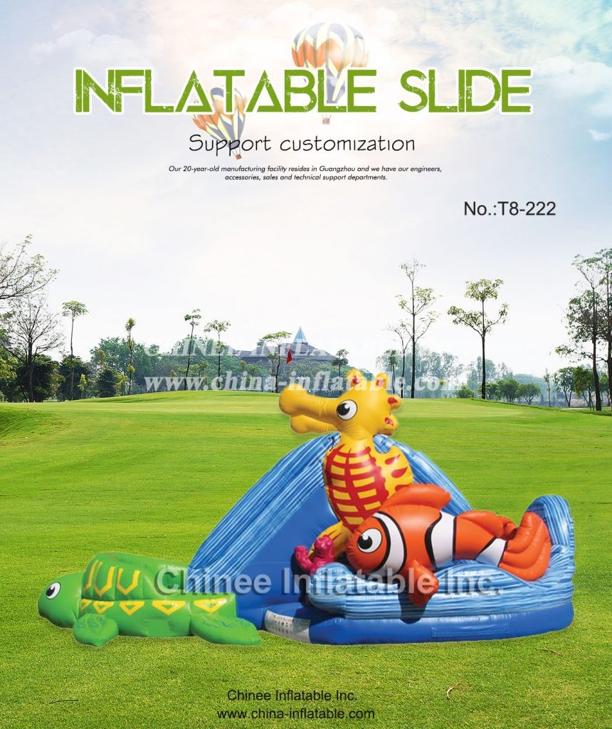 T8-222 - Chinee Inflatable Inc.