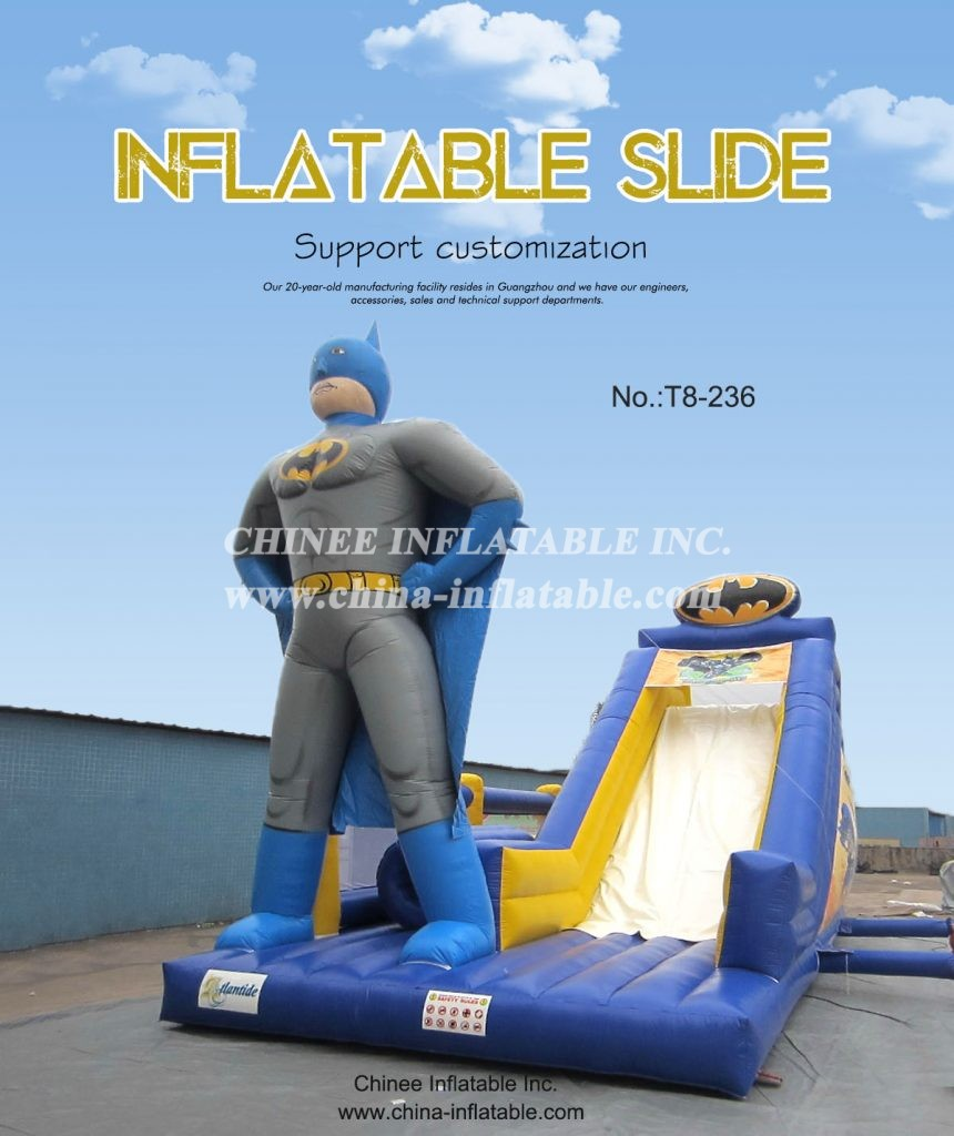 T8-236 - Chinee Inflatable Inc.