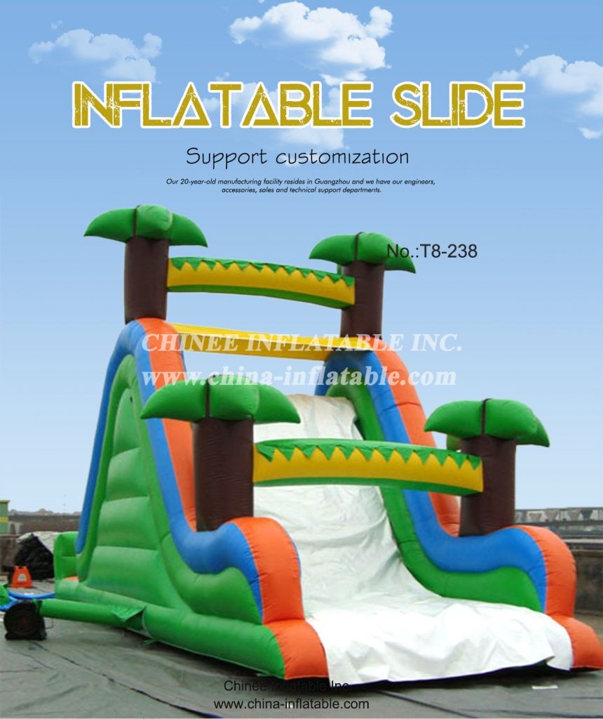 T8-238 - Chinee Inflatable Inc.