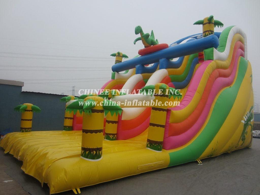 T8-244 Dinosaur slides