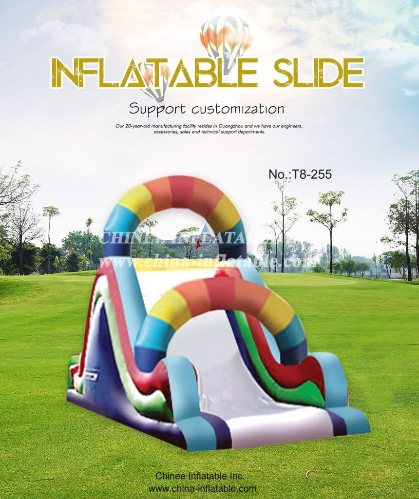 T8-255 - Chinee Inflatable Inc.