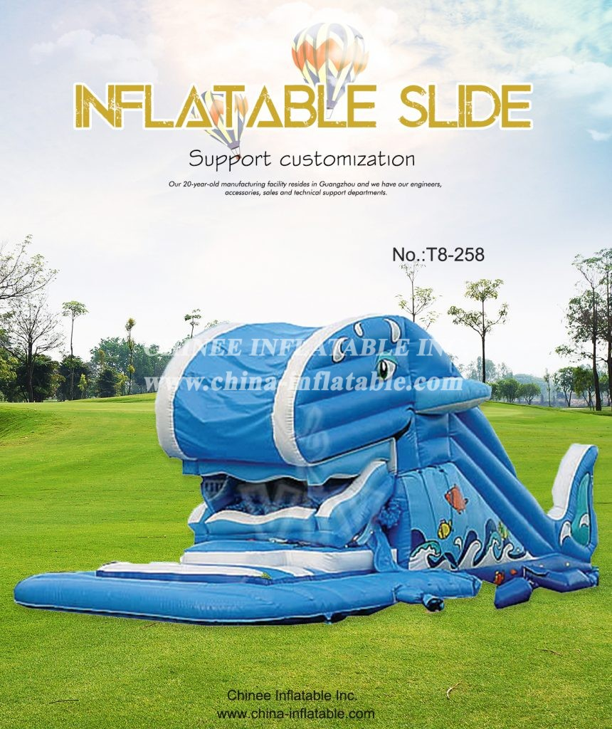 T8-258 - Chinee Inflatable Inc.