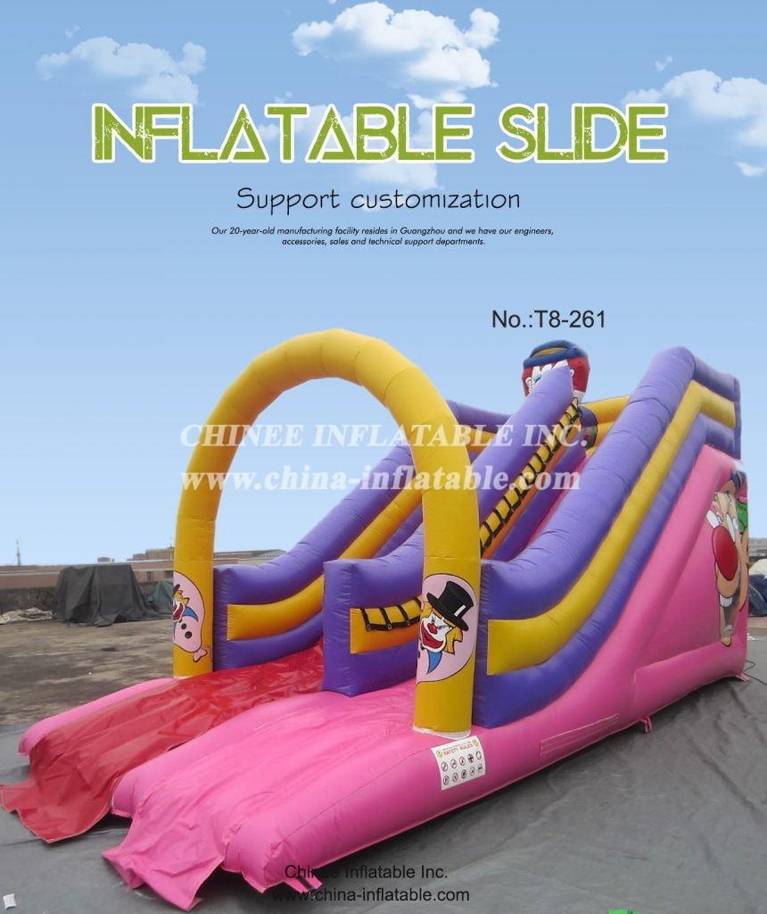 T8-261 - Chinee Inflatable Inc.