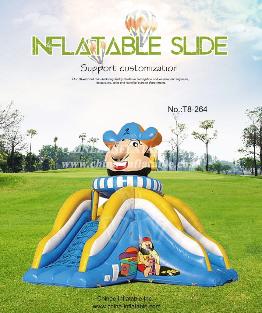 T8-264 - Chinee Inflatable Inc.