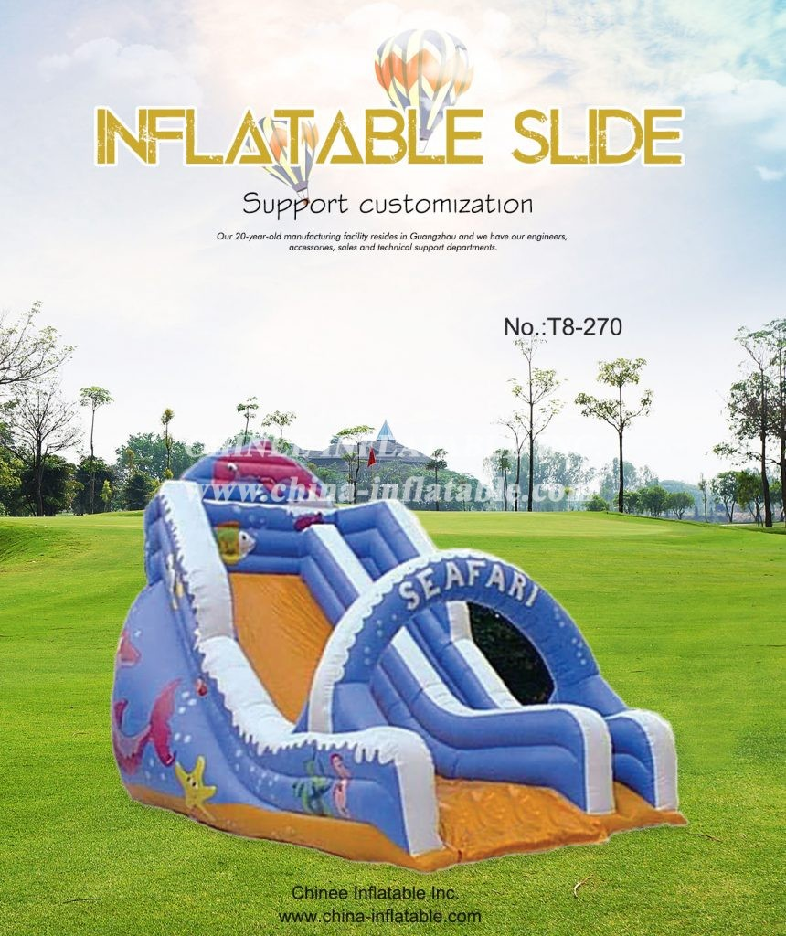 T8-270 - Chinee Inflatable Inc.