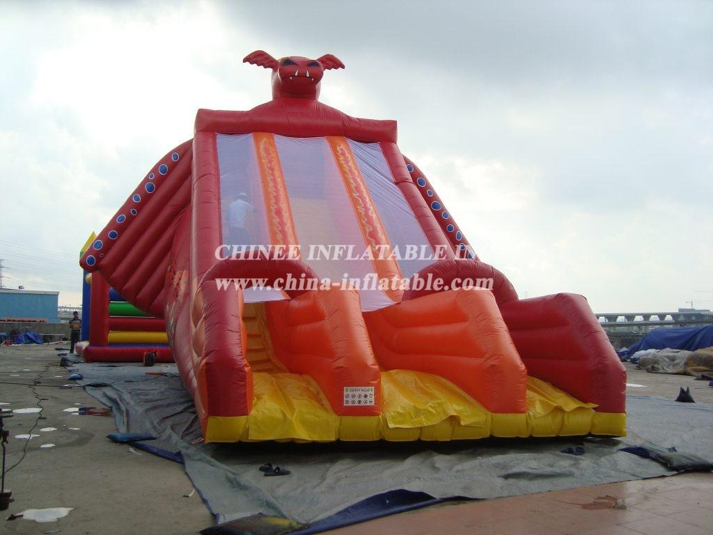 T8-286 Inflatable Slide