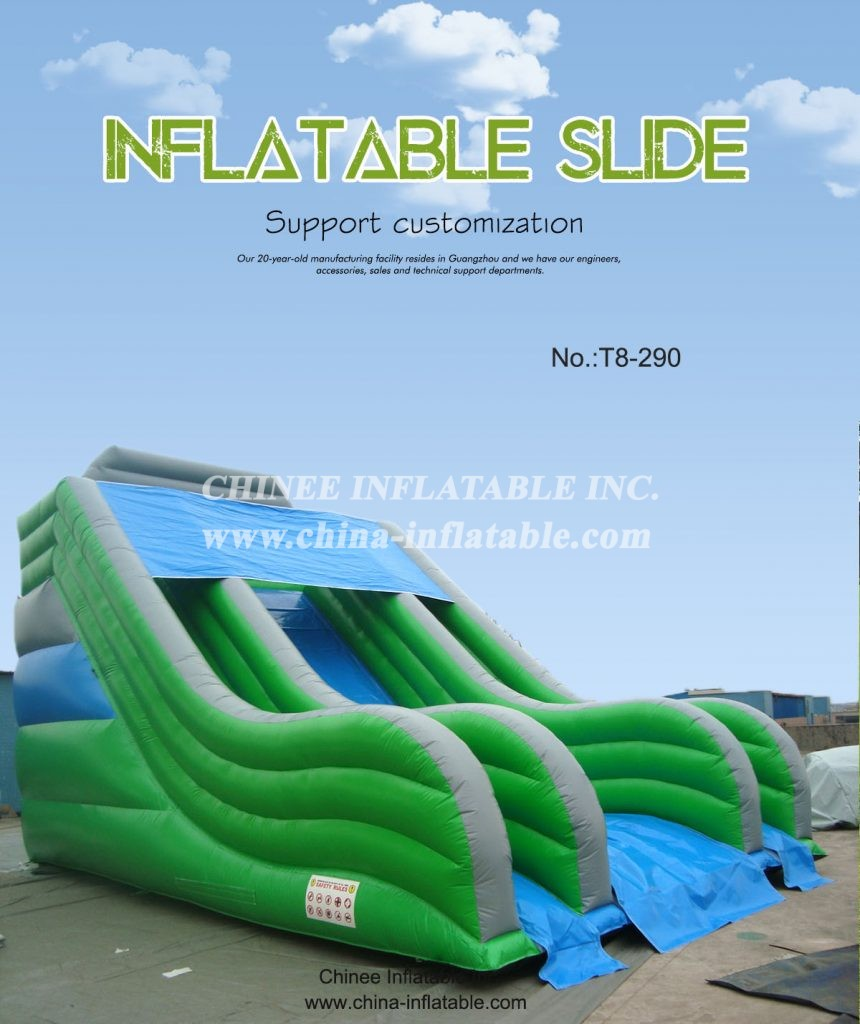 T8-290 - Chinee Inflatable Inc.