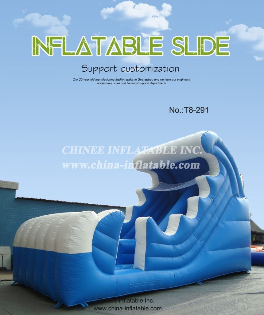 T8-291 - Chinee Inflatable Inc.