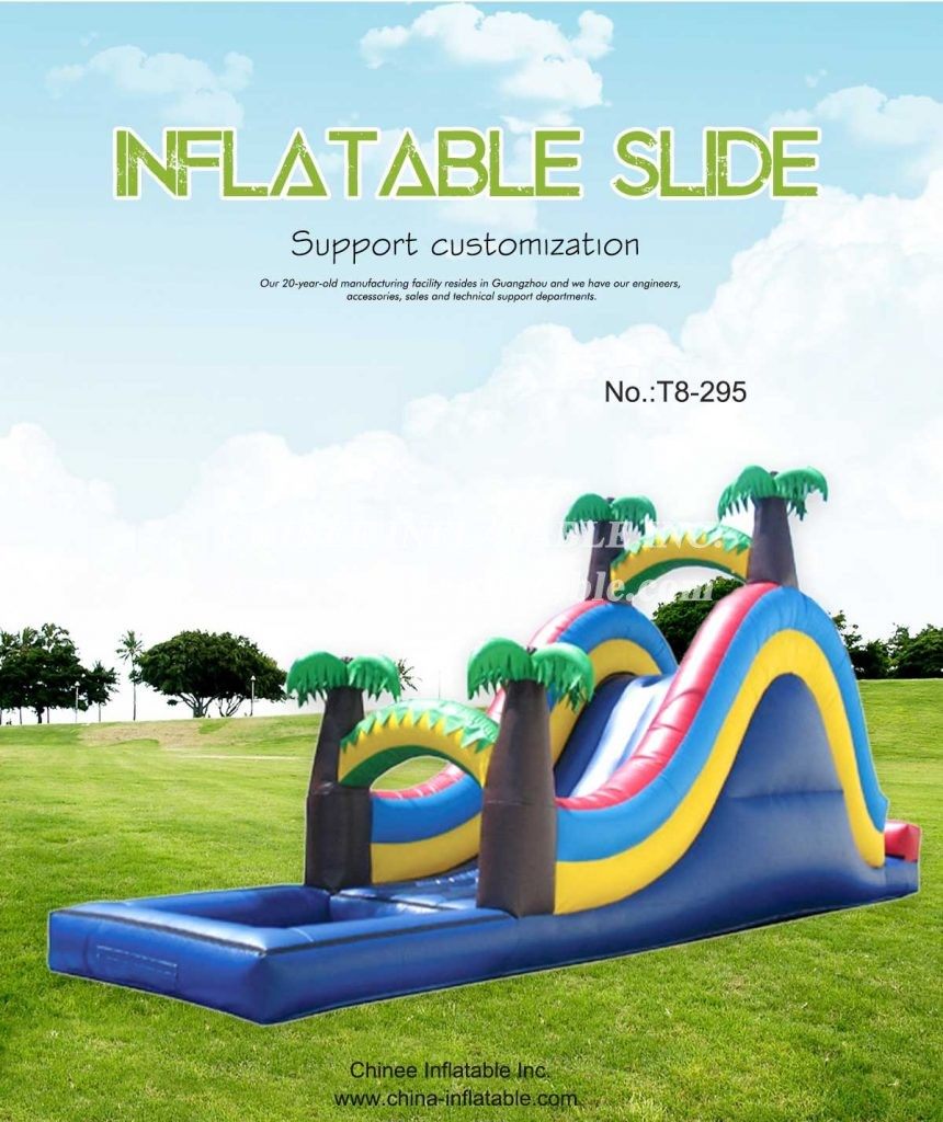 T8-295 - Chinee Inflatable Inc.