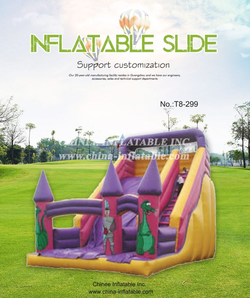 T8-299 - Chinee Inflatable Inc.