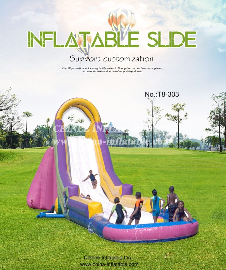 T8-303 - Chinee Inflatable Inc.