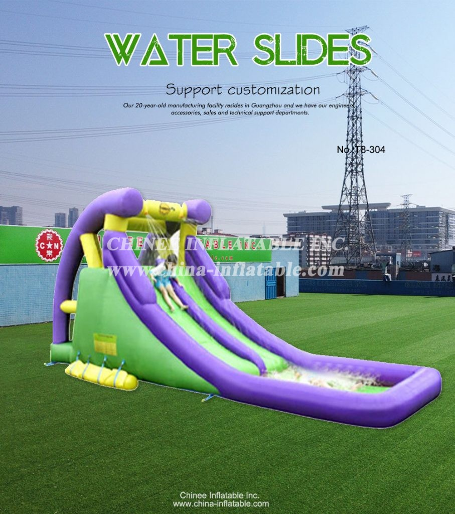 T8-304 - Chinee Inflatable Inc.