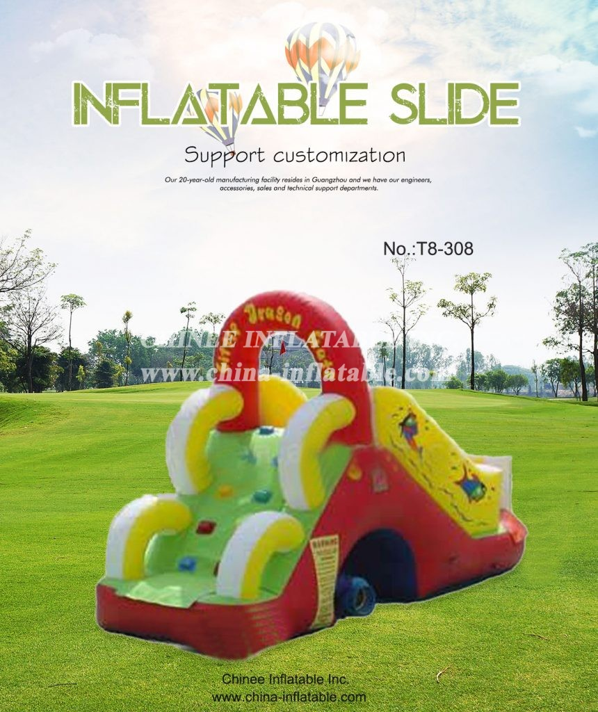 T8-308 - Chinee Inflatable Inc.