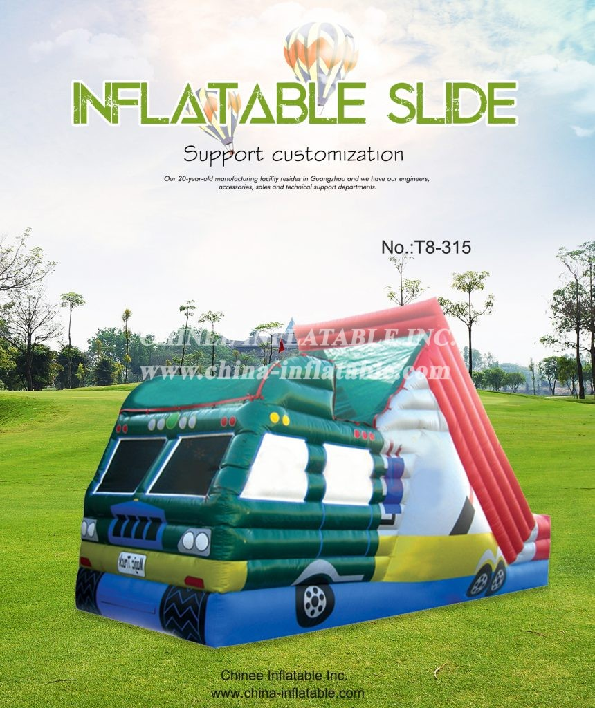 T8-315 - Chinee Inflatable Inc.