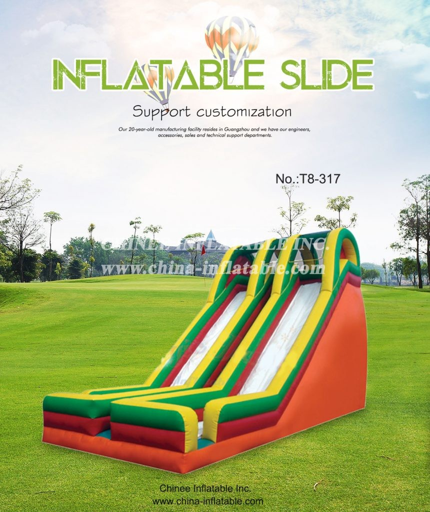 T8-317 - Chinee Inflatable Inc.