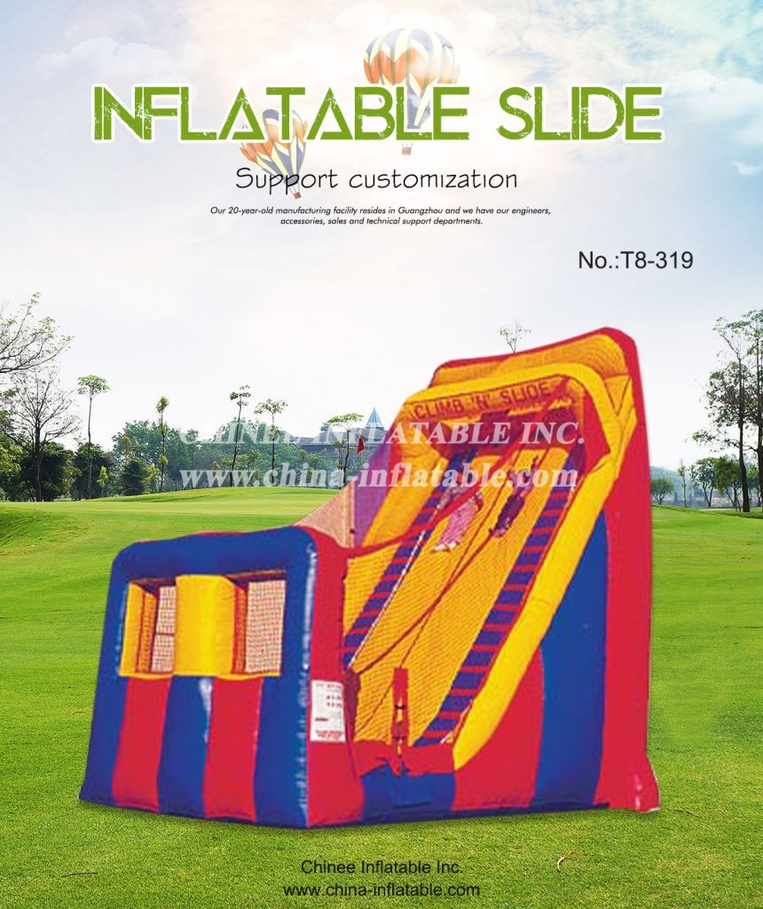 T8-319 - Chinee Inflatable Inc.