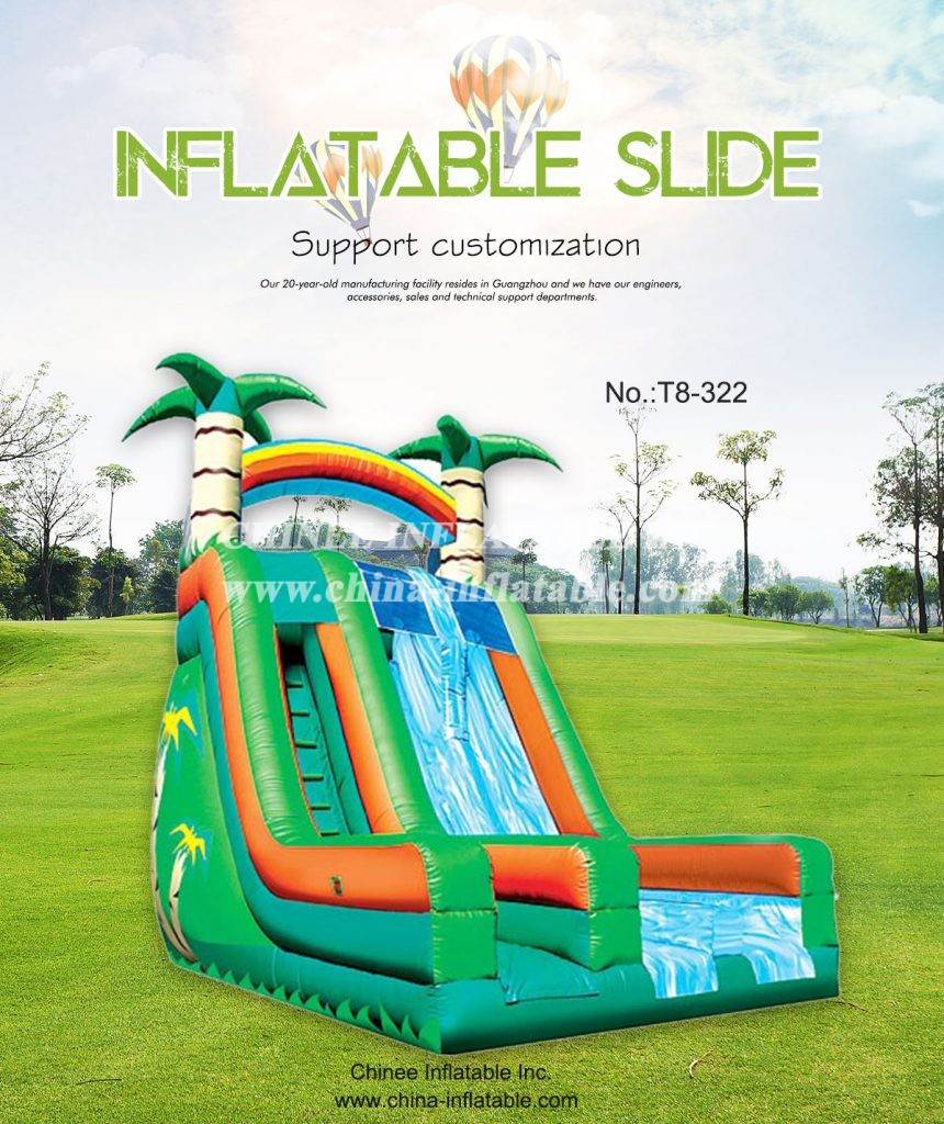 T8-322 - Chinee Inflatable Inc.