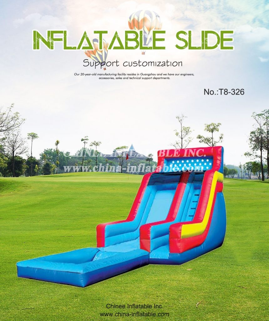 T8-326 - Chinee Inflatable Inc.